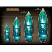 China Super Durable Inflatable SUP Board SL1078 Extra Stability Blade Shape 168L Volume wholesale