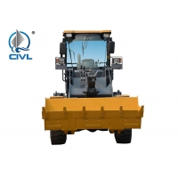 China China Articulated 1.6ton Mini Wheel Loader LW160KV With Parts For Sale wholesale