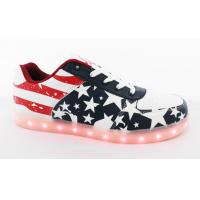 China Lighted Glowing Shoes With Lights For Men Flashing Light Shoes Sneakers on sale