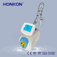 China Tattoo Removal Q Switch Nd YAG Laser Device with Korea 7 - joint Articulated arm wholesale