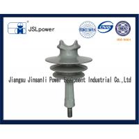 China Light Grey Pin Type Insulator 25kV Easy Transportation With High Durability wholesale