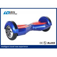 China 8 Inch Dual Wheels Self Balancing Electric Scooter , Max Speed 12 Km/Hour wholesale