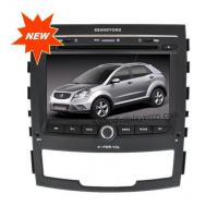 Buy cheap Ssangyong Korando Auto Audio Car DVD Player with GPS,PIP,TV. from wholesalers