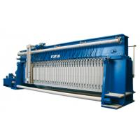China Recessed Plastic Filter Press Without Leakage on sale