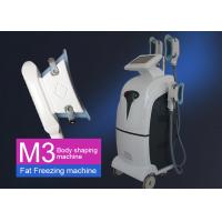 CE ISO Lose Weight Cryolipolysis Body Slimming Machine 4 Cryo Handles