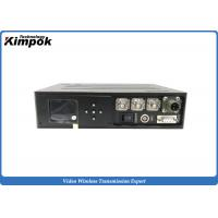 China Army Video and Data COFDM Transmitter for Command Control , 10W Digital Wireless Transmission System wholesale