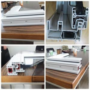 China Professional Window Fabrication Machinery , Glazing Bead Saw For Vinyl Profile on sale