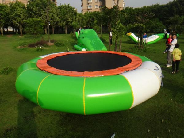 Water Jumping Inflatable Water Toys Swimming Pool Toys For Kids