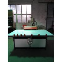 China Single Side Cold Press Table for Super Spacer Insulating Glass / Double Glazing wholesale