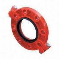 China Grooved Fitting Split Flange with Painting Surface Treatment wholesale