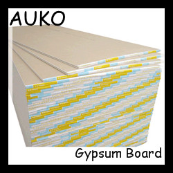 Quality Paper Faced Drywall For Suspended Ceiling and Partition for sale