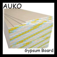 China home decoration pvc gypsum board 7mm wholesale