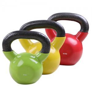 Women Crossfit Fitness Gym Kettlebell  Portable Exercise Easy Carry Adjustable Dumbbell