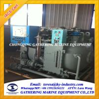 2016 Latest Standard IMO MEPC.277(64) STP Waste Water Treatment Plant