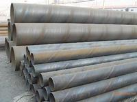China API 5L /ASTM A252 Spiral steel pipe wholesale
