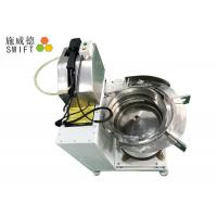 China Easy Operated Automatic Zip Tie Tool PLC Touch Panel Controlling For Motor Coil wholesale