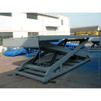 China Hydraulic Manual Electric Lifting Mechanism Aerial Working Platform with Footswitch wholesale