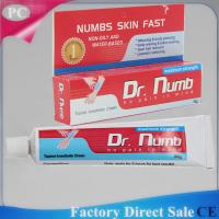 Buy cheap 30g Dr Numb Permanent Makeup Anaesthetic Numb Cream Pain Relief Pain Stop Pain Killer Painless For Tattoo manufacturer from wholesalers