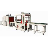 China High Speed Semi-Automatic Packing Machine / Horizontal Door Panel Shrink Packing Machine wholesale
