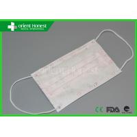 China White Green Blue Disposable Medical Face Masks Widely Used In Hospitals on sale