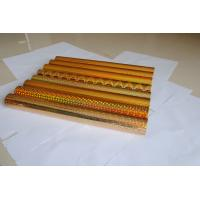 China Gold Paper Foil Hot Stamping Printing For Paper Box / Greeting Card wholesale