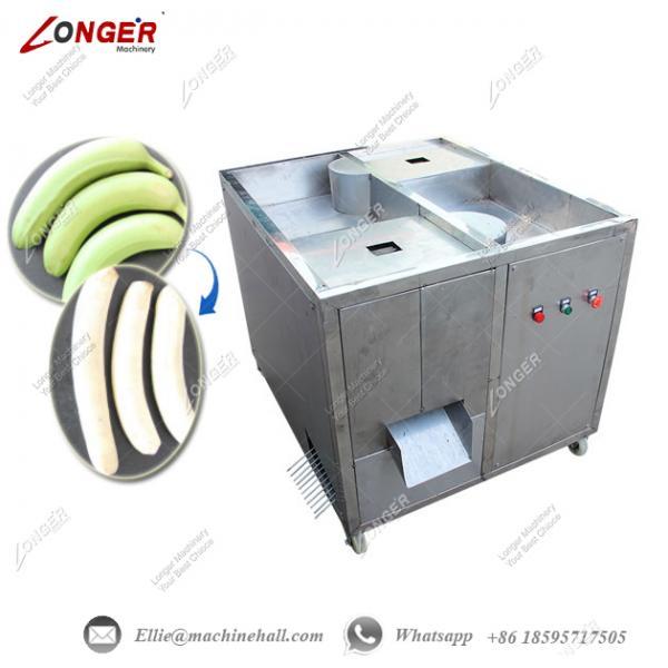 banana peeling machine