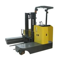 China Rated Loading Capacity 1000-2500KG EZP Side loading Narrow Aisle Forklift wholesale