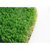 Fire Resisstant Garden Fake Grass Residential Artificial Turf 5 - 10 Years Warranty