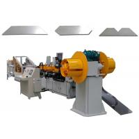 China 12.5kw Power Silicon Steel Cutting Machine Automatic Cut To Length Line on sale