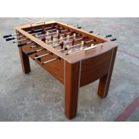 China Punho novo do PVC do estilo da tabela de jogo do futebol do clube 5FT com marcar manual de Chrome wholesale