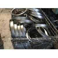 China Precision Stainless Steel Tube Weld Fittings Elbow Reducer Shipbuilding Material on sale
