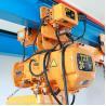 China Double Speed Electric Chain Hoist 1 Ton 2 Ton 5 Ton 10 Ton 6.6m/Min Lifting Speed wholesale