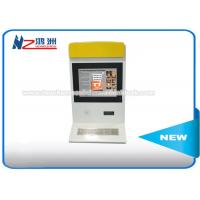 China 17 Inch Multi Touch Screen Wall Mount Kiosk Windows Xp / 8 / 10 Operating System wholesale