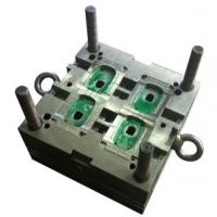 China Plastic ATM Parts Injection Mould , ABS PVC PP Custom Injection Mold wholesale
