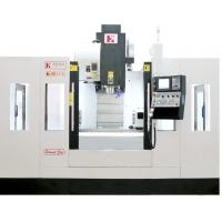 China 4 Axis Box Guide VMC Machining Center with Highly Rigid Belt Driven Spindle wholesale