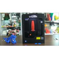 PC Rubber Ceramic 3d Printer 300*250*300 Mm Forming Size With Color Touch Screen