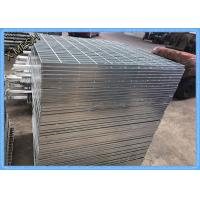China Twisted Bar Galvanized Steel Wire Mesh Screen Driveway Grates Grating 1000x5800mm wholesale