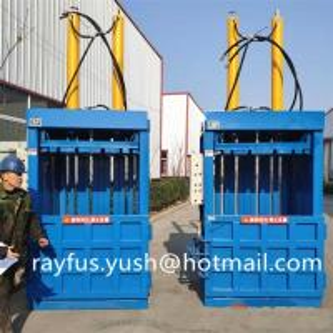 China Vertical Hydraulic Baler, for Waste Cardboard, Carton Box, etc. wholesale