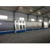 China Chaîne de production en verre isolante verticale, le bas - équipement de double vitrage d'e wholesale