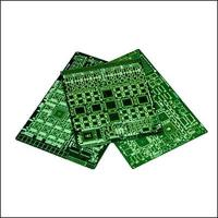 China 2.5 mil 0.5 OZ KB FR-4 multilayer Copper Plating Hole Peelable PCB board wholesale
