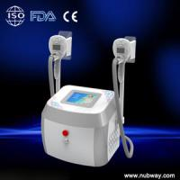 China two big suction handle portable cryolipolysis slimming machine for beauty clinic wholesale