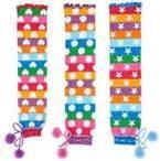 China OEM comfortable Soft Ladies Acrylic knitting patterns  Dots Leg warmers on sale