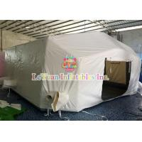 Buy cheap Durable Military Inflatable Tent With Repair Kit / Tie Down Points from wholesalers