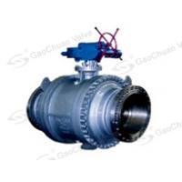 China Class 150~1500 Cast Steel Fixed Ball Valve on sale