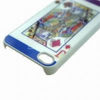 China Case for iPhone, Made of PVC, PC + PVC, TPU, Silicone, PU or Real Leather wholesale