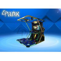 China Customized 1 Player Arcade Dance Machine Coin Operated Fashionable Design wholesale