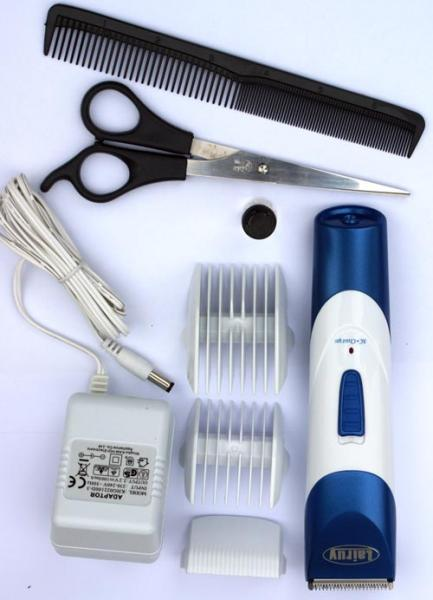 Rechargeable household hair clipper
