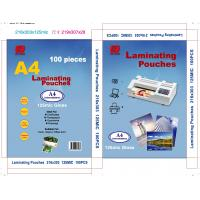 China laminating pouches lamination pouches on sale