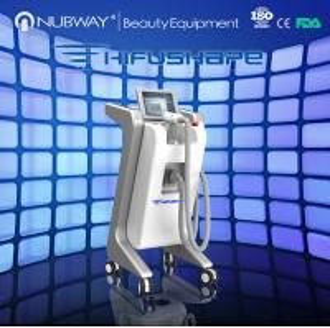 China Professional non surgical  ultrasonic fat reduction cavitation HIFU slimming machine for sale on sale