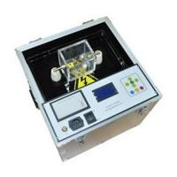 China Automatic Insulating Oil Dielectric Tester wholesale